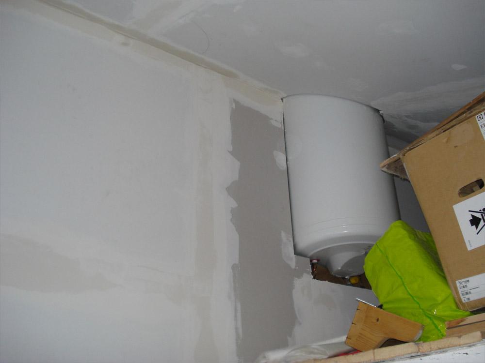 Placo isolant panneau isolant thermique en pse maxisol for Placo isolation mur interieur